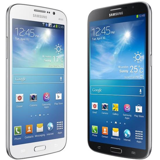 Samsung Galaxy Mega 5.8 y 6.3