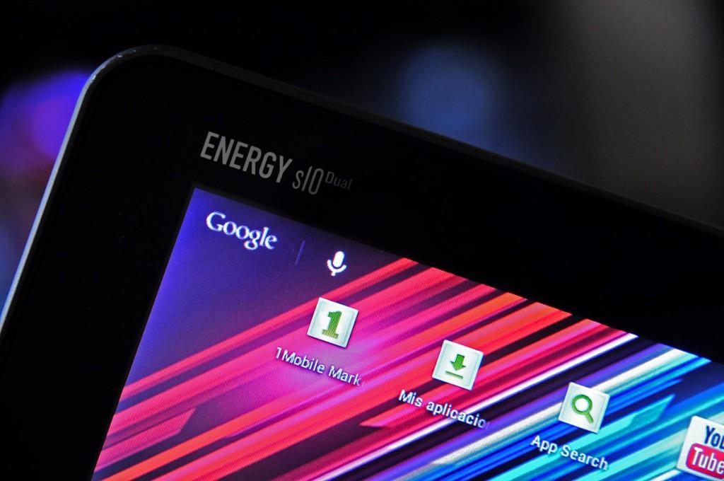 Energy Sistem s10 dual - pantalla