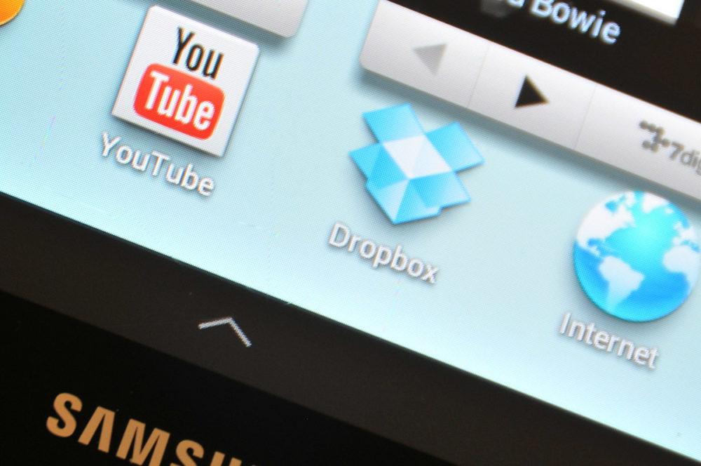 Galaxy Tab 2 10.1 - pantalla