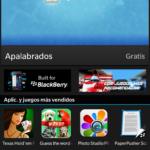 BlackBerry Z10: Tienda BlackBerry World