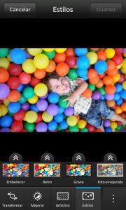 BlackBerry Z10: Visor de imágenes