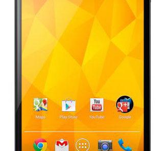 LG Nexus 4 Blanco