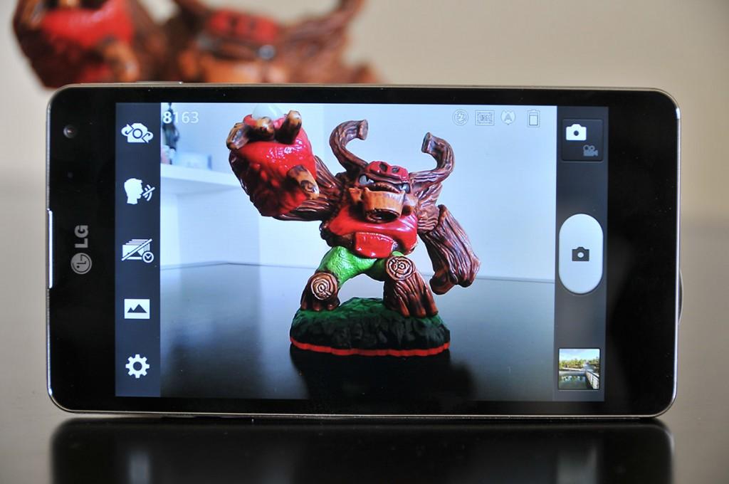 LG Optimus G - Cámara de fotos
