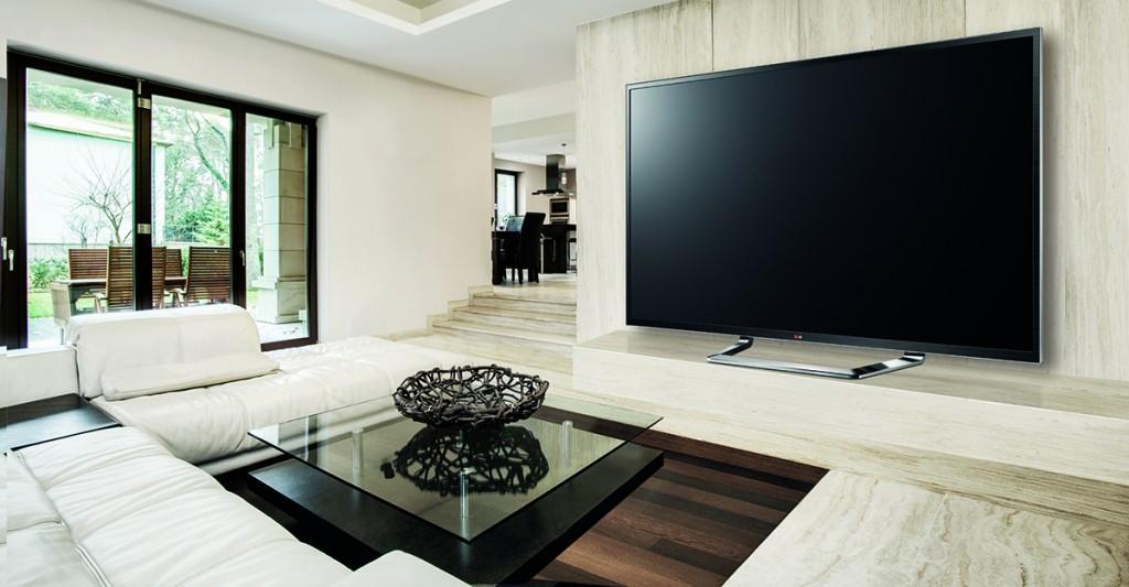 Televisor Ultra HD de LG