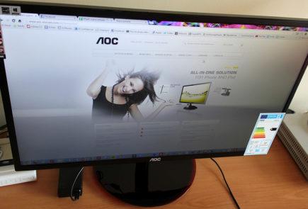 Monitor AOC E2461FWH