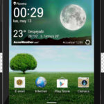 On-Screen Phone con LG Optimus G