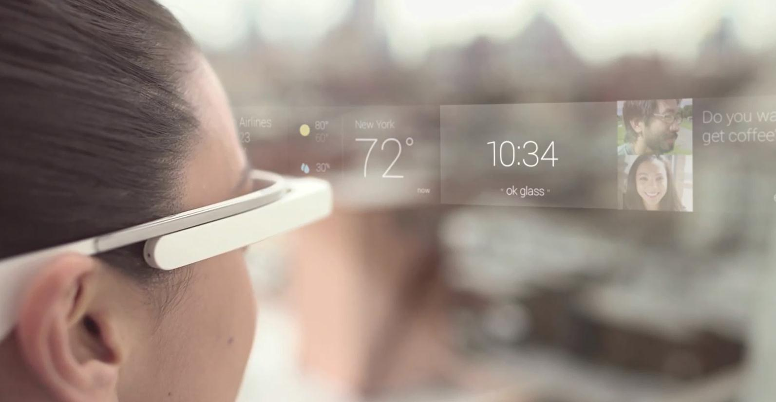 Video tutorial Google Glass