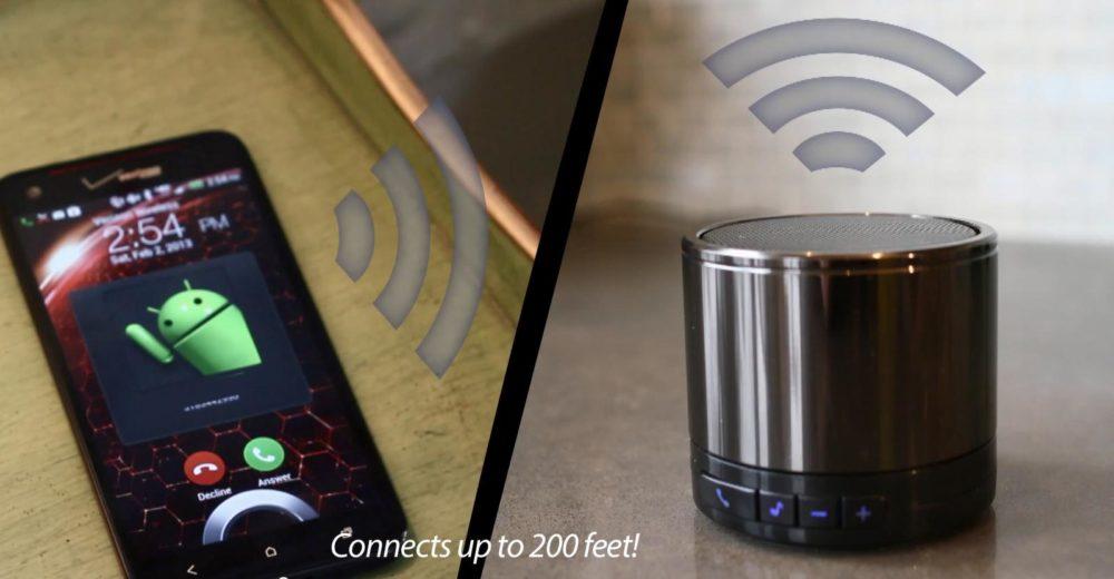 Renny Bluetooth Ringer