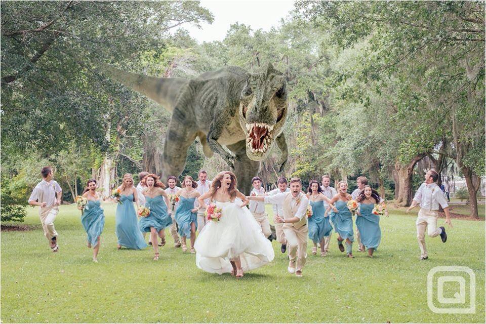La mejor foto de boda