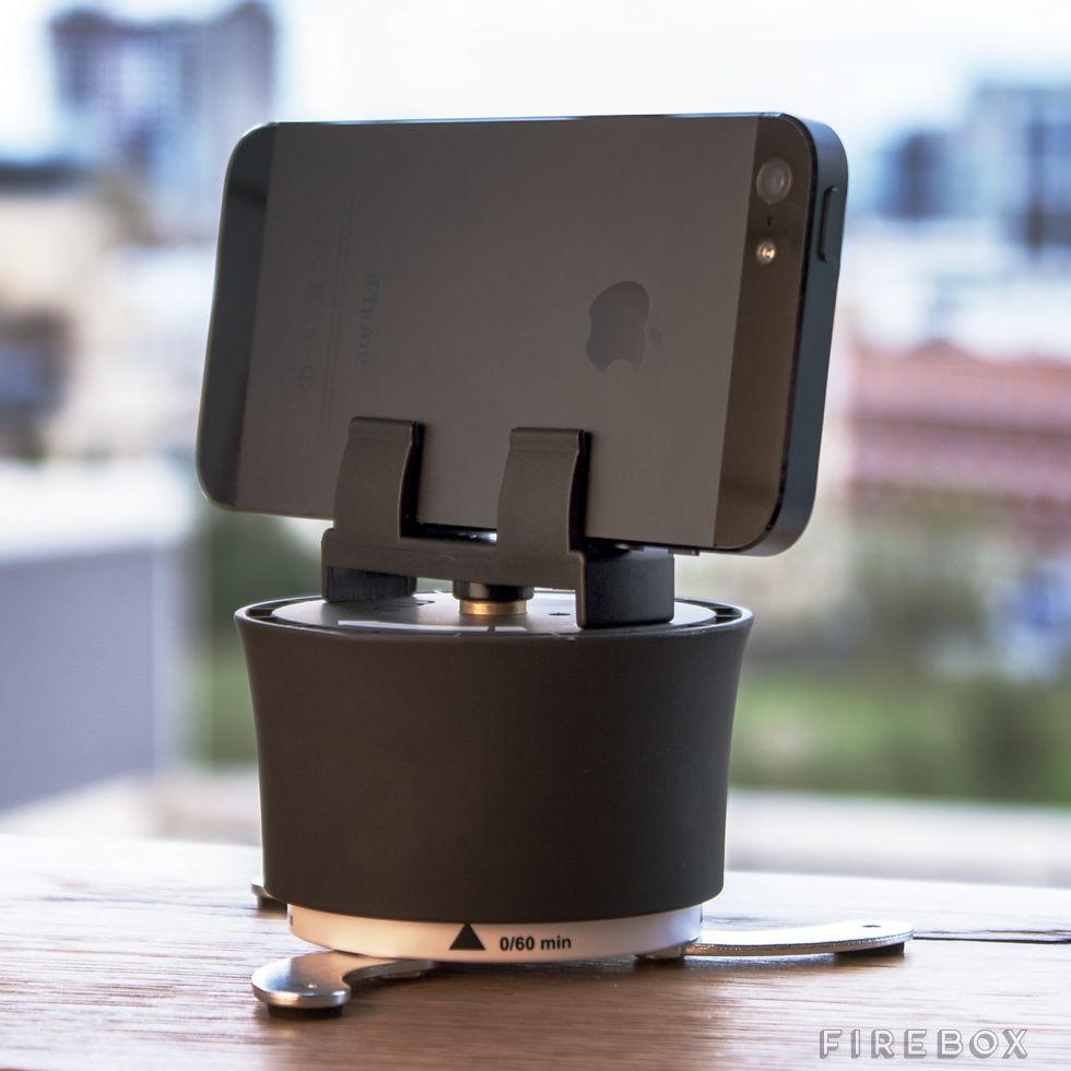 Smartphone Time Lapse Turntable