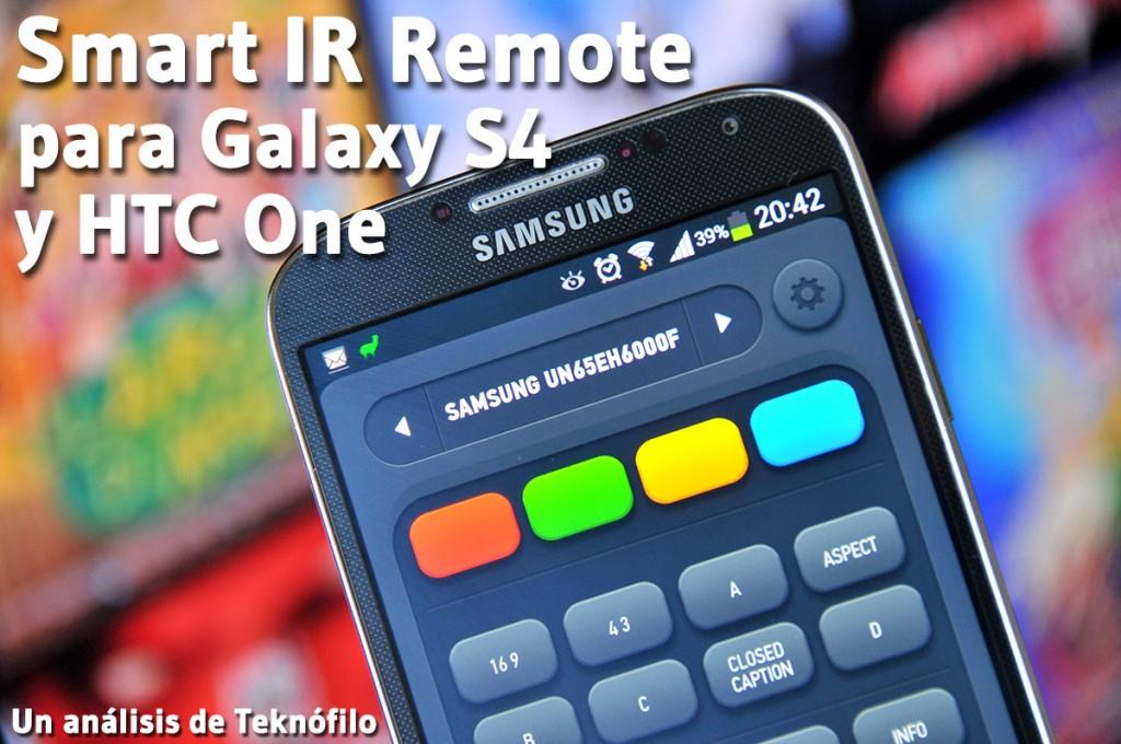 Analisis Smart IR Remote