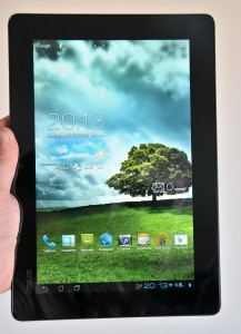Asus PadFone 2 - tablet