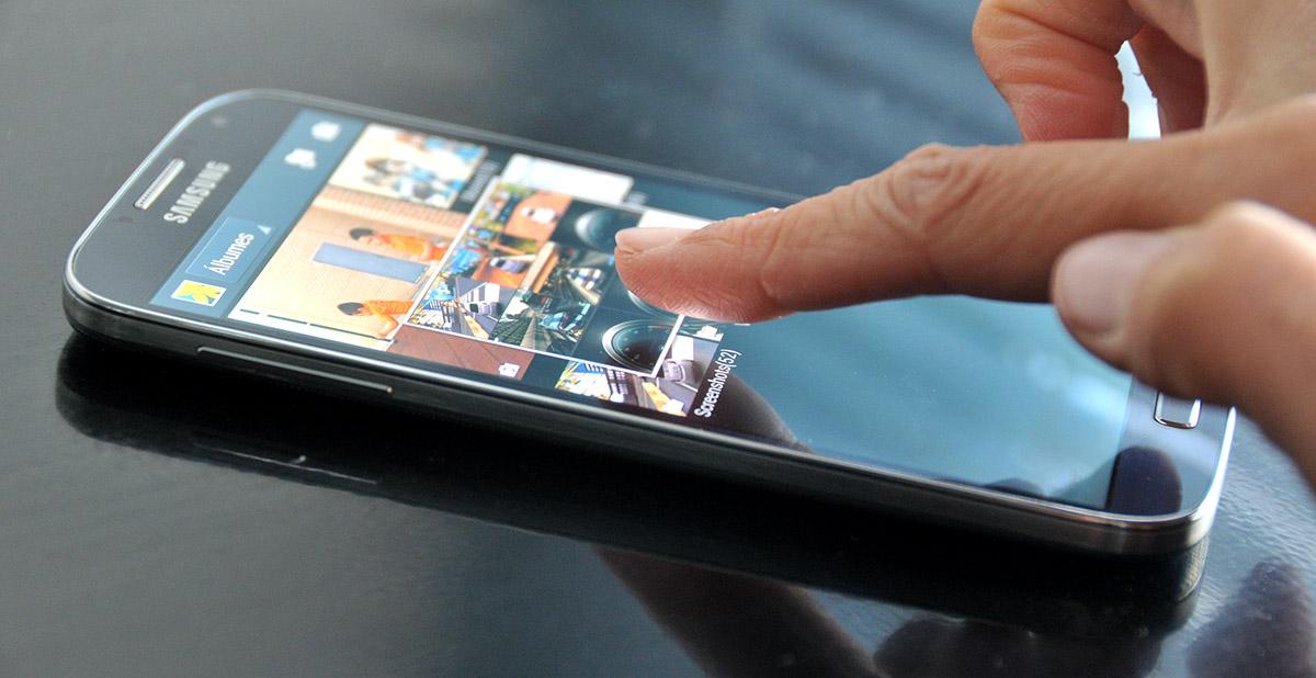 Samsung Galaxy S4 - Air View