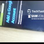 Prototipo Samsung Galaxy Note III