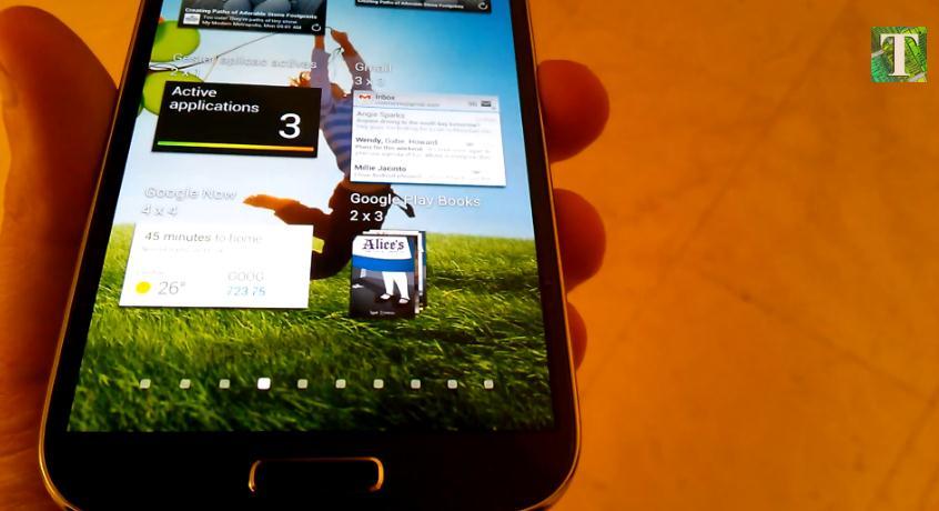 Efecto 3D de iOS 7 en Android