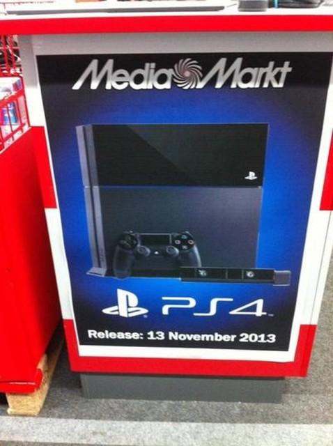 Fecha lanzamiento PlayStation 4