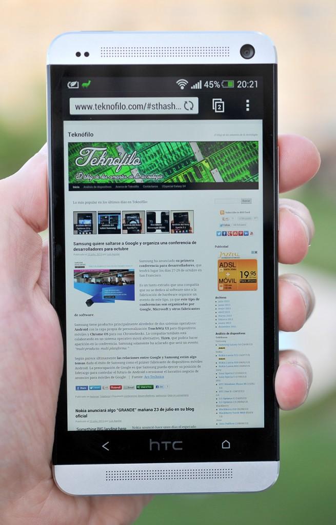 HTC One - teknofilo