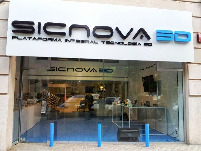 Tienda Sicnova 3D