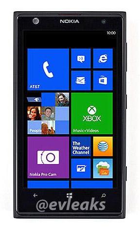 Nokia Lumia 1020 - EOS