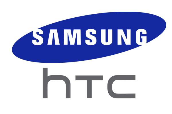 Samsung y HTC