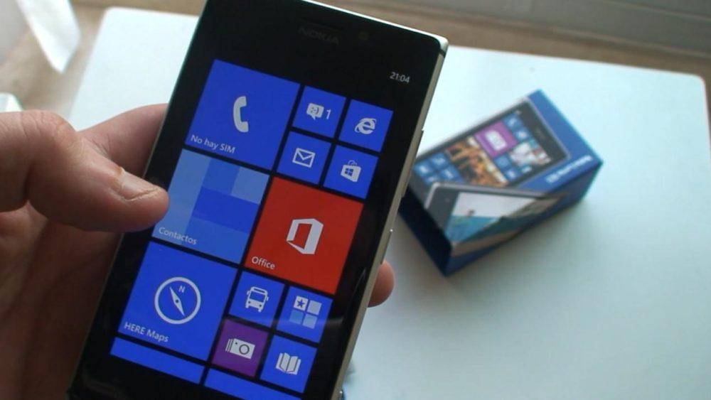 Unboxing Nokia Lumia 925