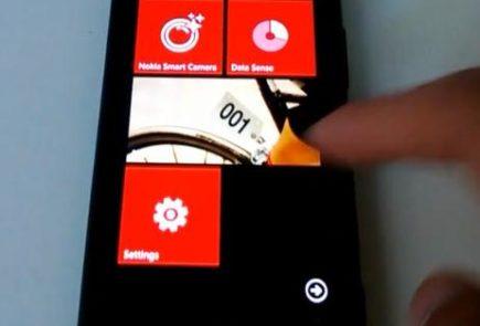 Nokia Amber en Lumia 920