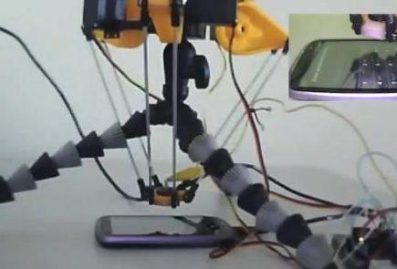 Robot para adivinar contraseña