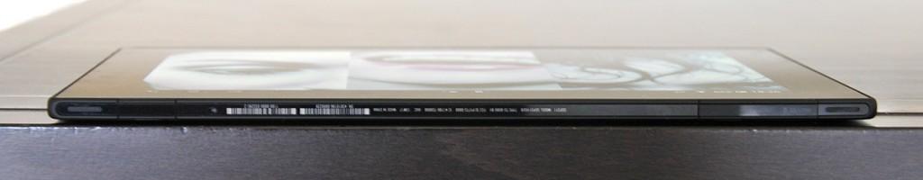 Sony Xperia Z - inferior