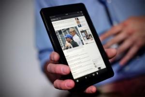 Amazon nuevo Kindle