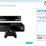 Prereserva de la Xbox One