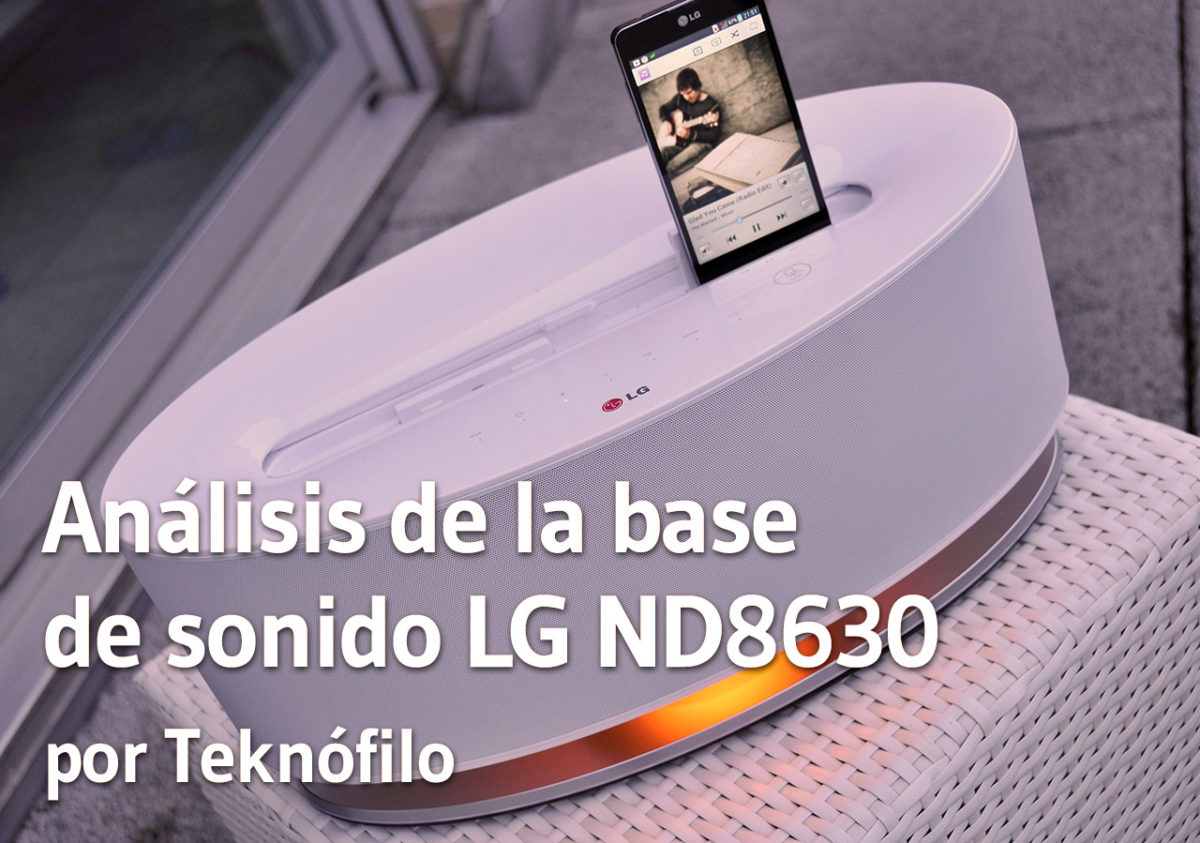 Analisis LG ND8630