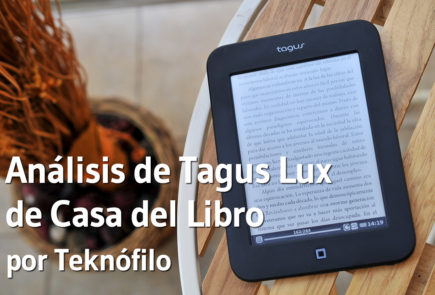 Analisis Tagus Lux