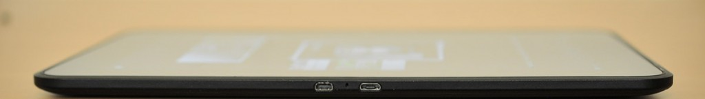 Kindle Fire HD 8,9 - abajo
