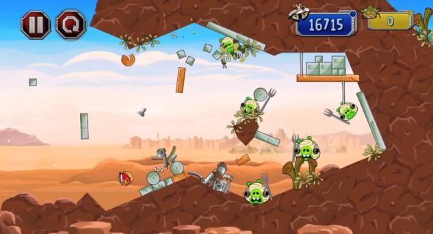 Angry Birds multijugador