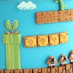 Tarta de Super Mario Bros