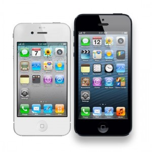 iPhone 5 vs 4S
