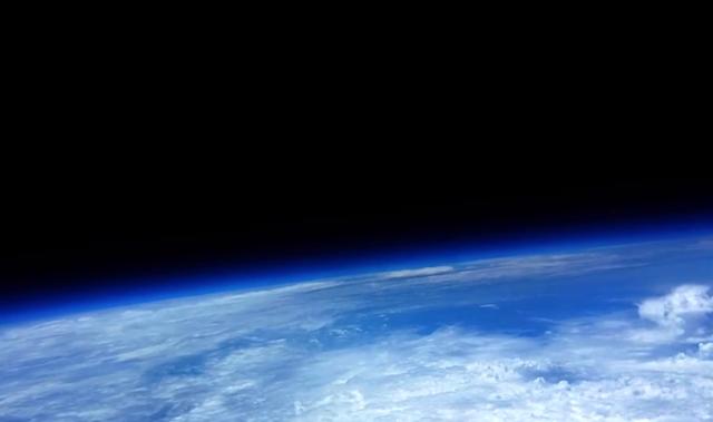 LG G2 al espacio