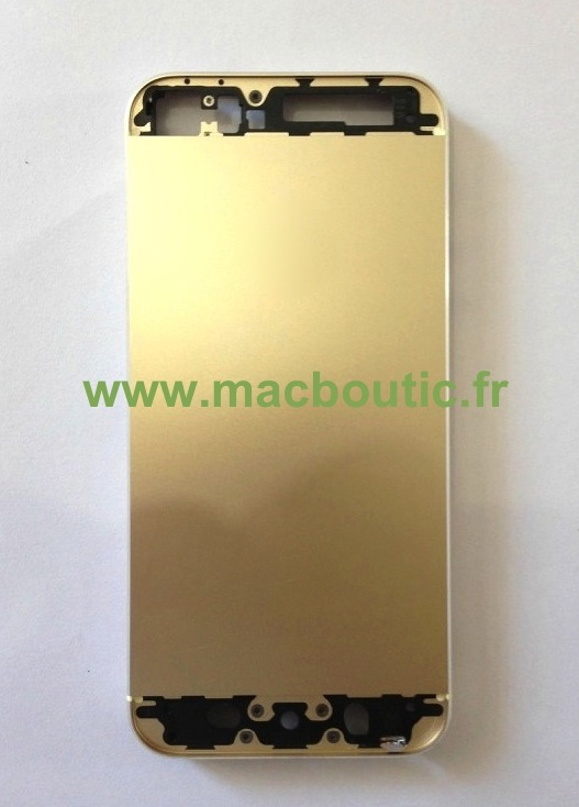 Carcasa iPhone 5S color dorado