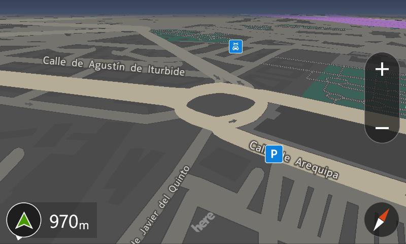 HERE Drive