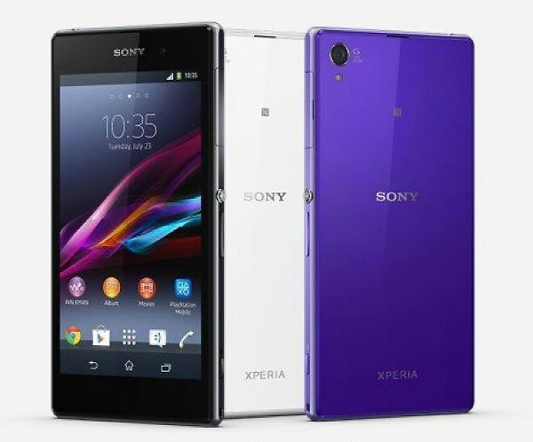 Sony Xperia Z1 Honami