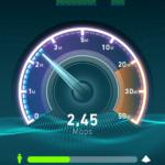 Test velocidad 3G