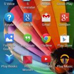 Interfaz Galaxy S4 Mini