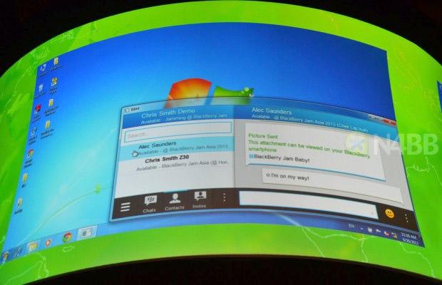 BBM para Windows