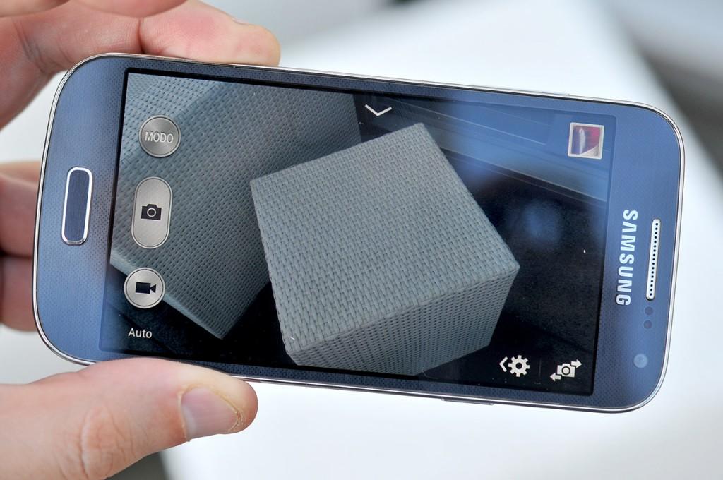 Camara Galaxy S4 Mini