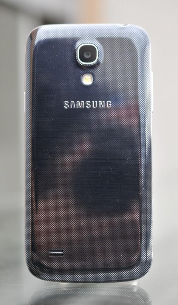 Galaxy S4 atras