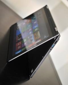 Lenovo IdeaPad Yoga 13 - modo tienda