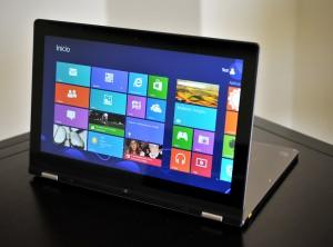 Lenovo IdeaPad Yoga 13 - soporte