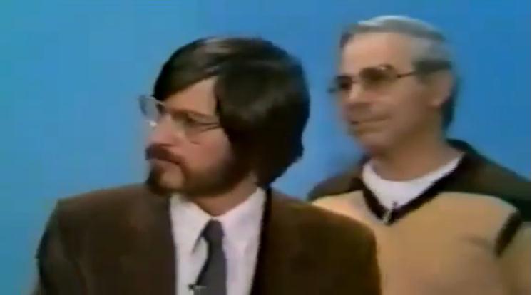 Steve Jobs en televisión
