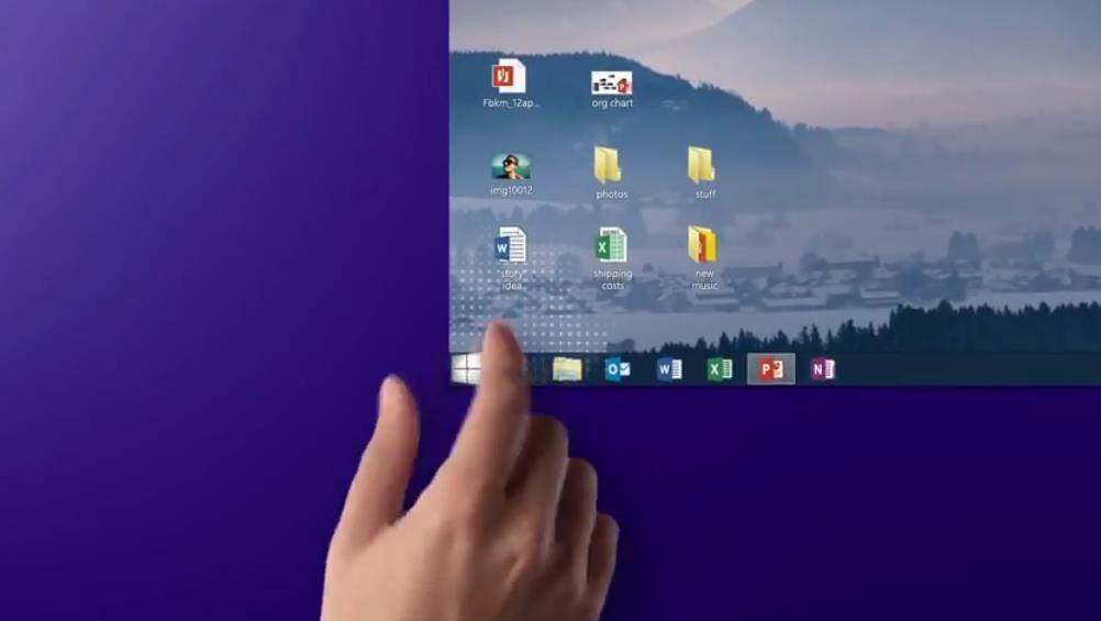 Anuncio Windows 8.1