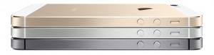 Colores del iPhone 5S